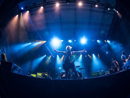 L'esplosione rock al Beat Festival di Empoli: il racconto del concerto dei SUM 41 Rockography