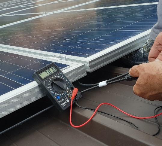 Photovoltaik, gute Beispiele