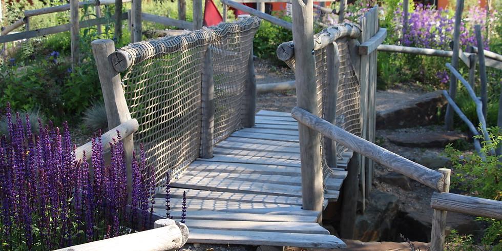 Bildungsraum Garten - das naturnahe Außengelände in der Kita