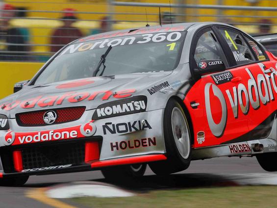 Holden VE Supercar