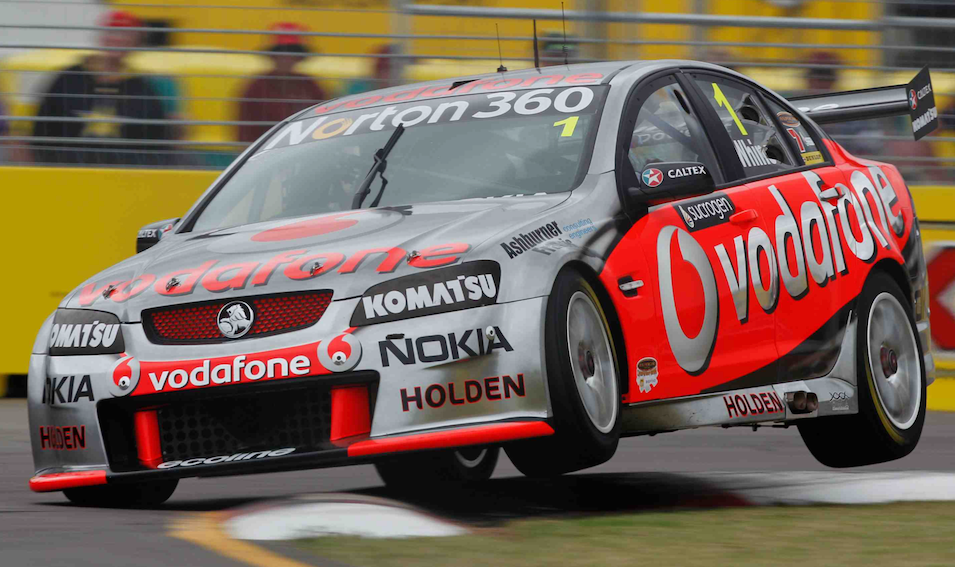 VE COMMODORE V8 SUPERCAR