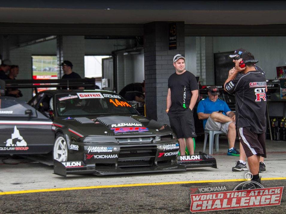 WTAC R32 SKYLINE GTR