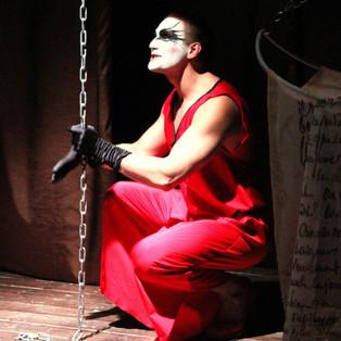 3 часа без перерыва во власти страстей - Де Сад в Театре 31.