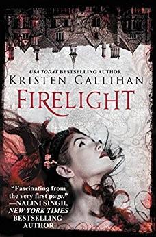 What I'm Reading: Firelight by Kristen Callihan