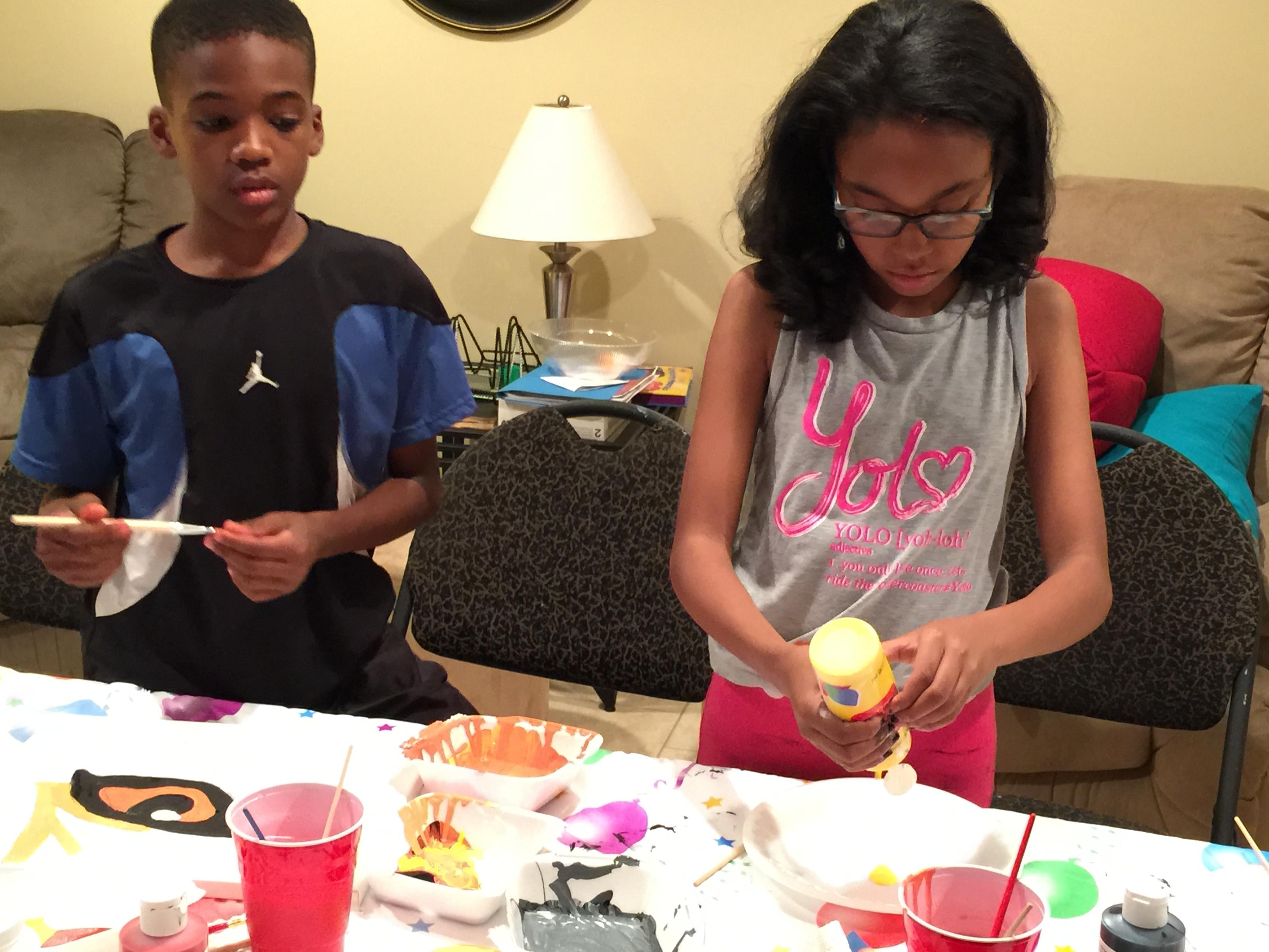 Painting Kids II