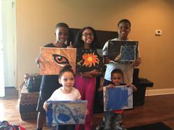 Painting Kids III