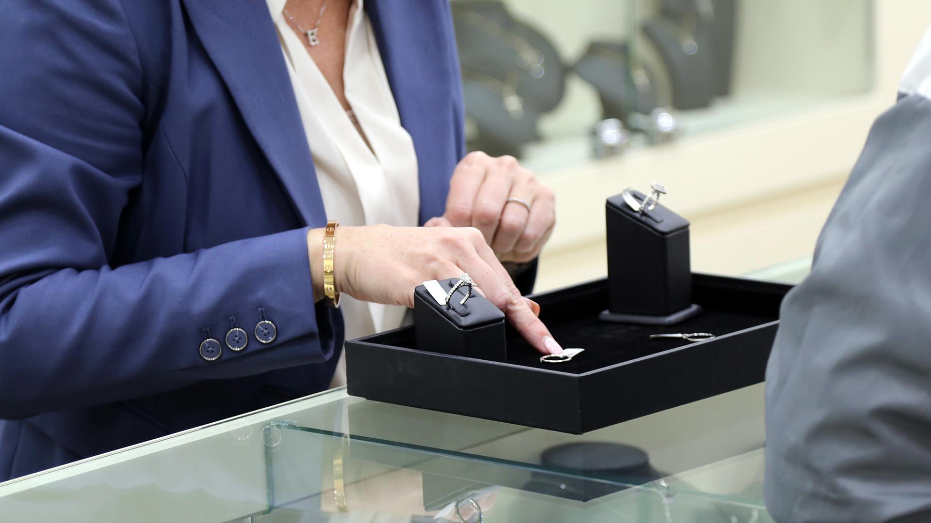 Private Jewellery Consultation