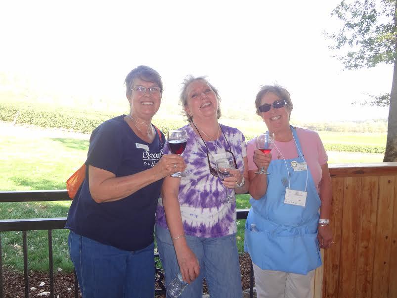 Wine Walk for Women's Health 2014