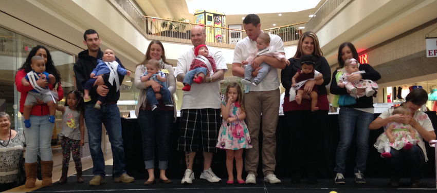 2015 Baby Contest Winners
