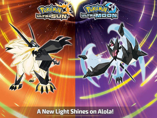 WILD NEW ULTRA BEASTS APPEARED!