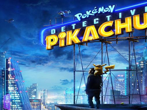 "BRAXTON ON FILM: ""POKEMON DETECTIVE PIKACHU"""
