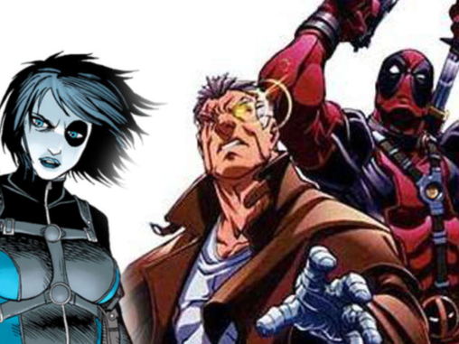 THE X-FORCE IS HERE!