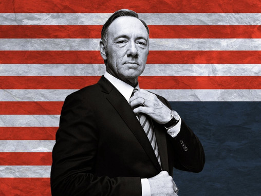 """THE """"HOUSE OF CARDS"""" HAS FALLEN"""
