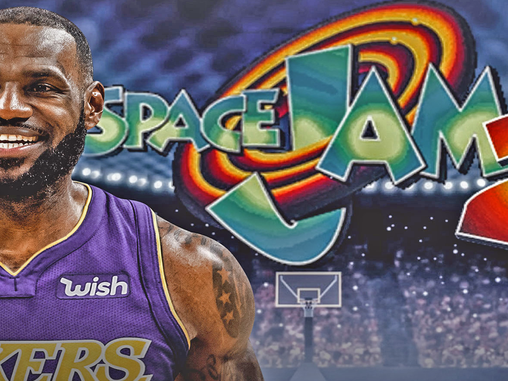 """SPACE JAM 2"" DRAFTS AN ALL-STAR TO THE TEAM"