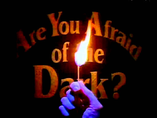 """WILL YOU BE """"AFRAID OF THE DARK?"""""""