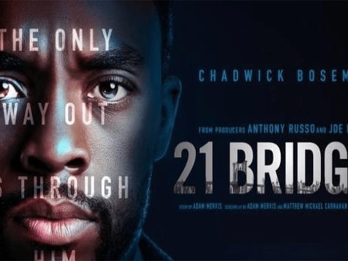 "BRAXTON ON FILM: ""21 BRIDGES"""