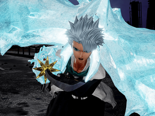 TOSHIRO JUMPS INTO THE FIGHT