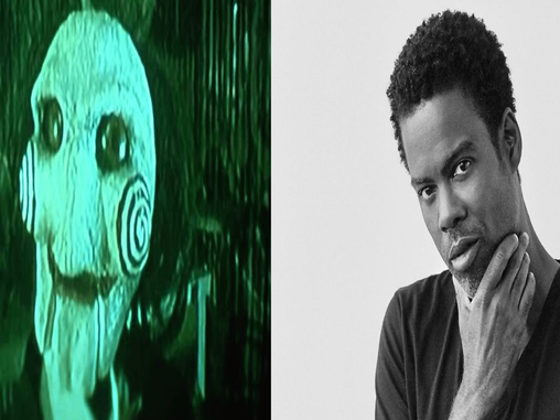CHRIS ROCK IS JIGSAW!