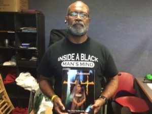 Ron Stallworth and his novel.