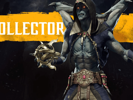 KOLLECTOR WILL FINISH YOU!