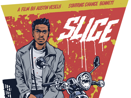 CHANCE THE RAPPER IS A MOVIE STAR