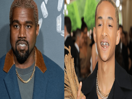 JADEN SMITH IS KANYE WEST-WHAT?