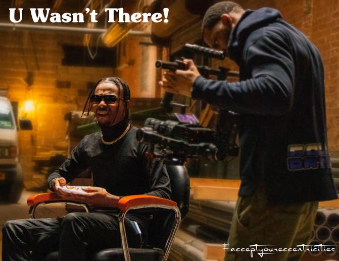 "Kennie Dubb Music Video Shoot for ""U Wasn't There"""