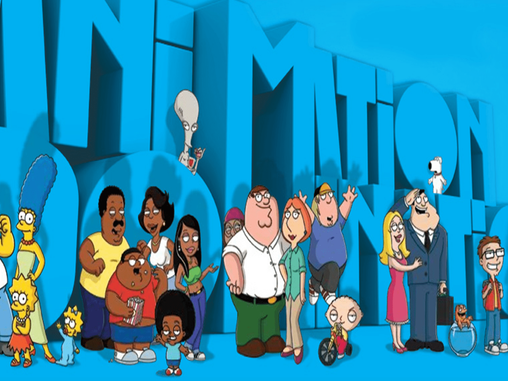 ANIMATION DOMINATION TAKES TO THE BIG SCREEN