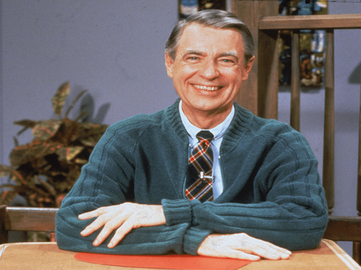 EVEN MISTER ROGERS WAS WRONG SOMETIMES