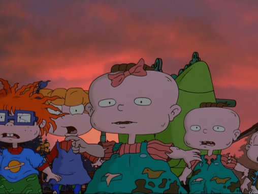 """THE """"RUGRATS"""" ARE BACK!"""