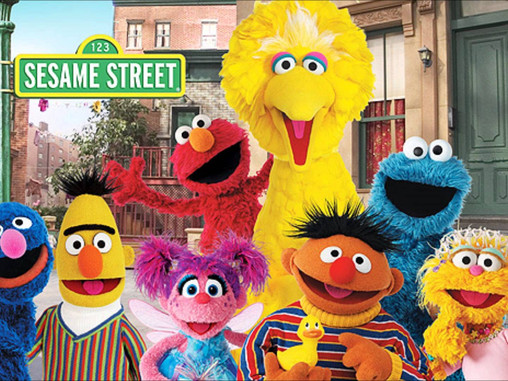"""SESAME STREET"" MOVES TO HOLLYWOOD"