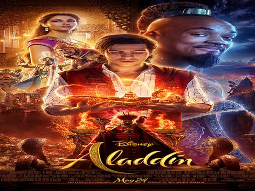 """BRAXTON ON FILM: """"ALADDIN"""""""