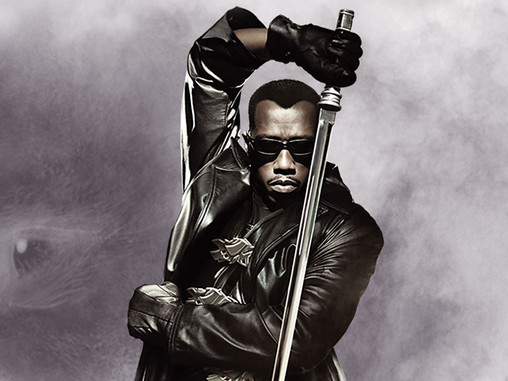 """WESLEY SNIPES IS UP FOR A """"BLADE"""" REVIVAL"""