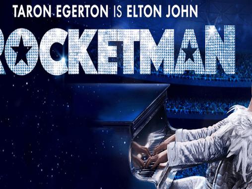 "BRAXTON ON FILM: ""ROCKETMAN"""