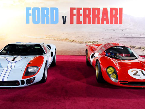 "BRAXTON ON FILM: ""FORD V FERRARI"""
