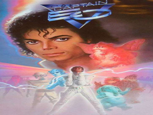 "MICHAEL JACKSON LIVES ON AS ""CAPTAIN EO"""