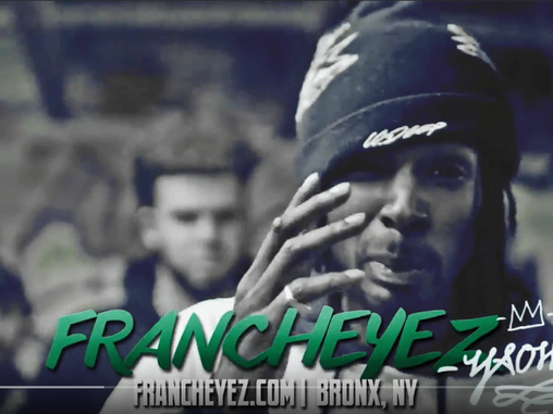 FRANCHISE FRIDAY: FRANCHEYEZ GRIND MODE CYPHER