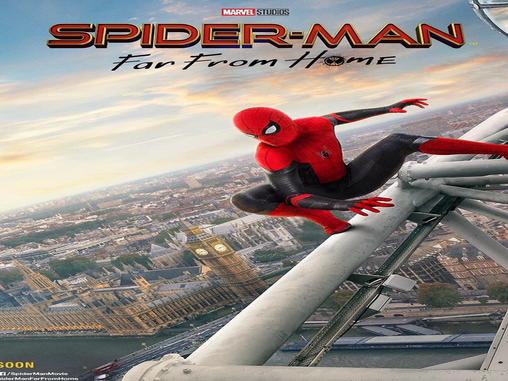 "BRAXTON ON FILM: ""SPIDER-MAN: FAR FROM HOME"""