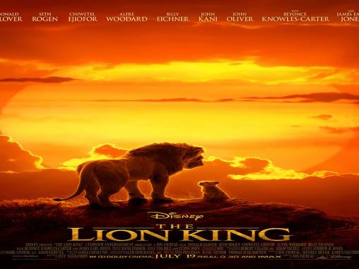 "BRAXTON ON FILM: ""THE LION KING"""