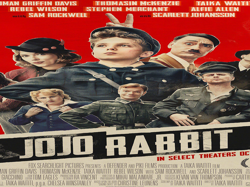 "BRAXTON ON FILM: ""JOJO RABBIT"""