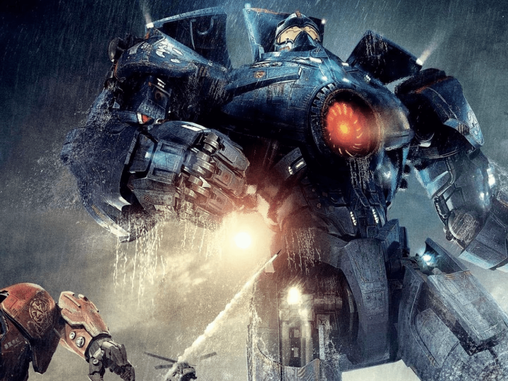 """PACIFIC RIM"" IS AN ANIME?"