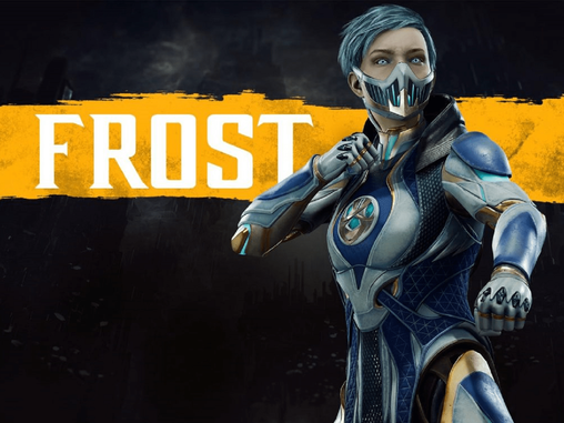 FROST WILL FINISH YOU!