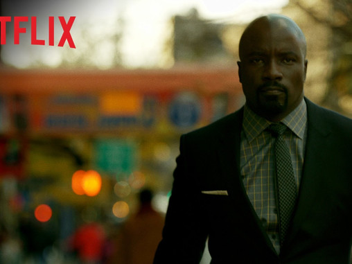 LUKE CAGE SAYS TO COME AT HIM