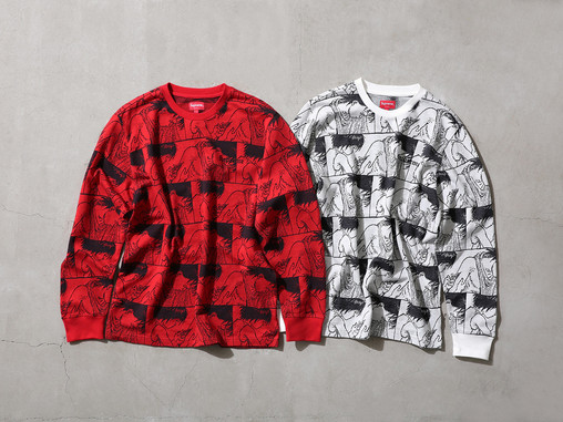 "THE SUPREME X ""AKIRA"" COLLAB IS FINALLY HERE"