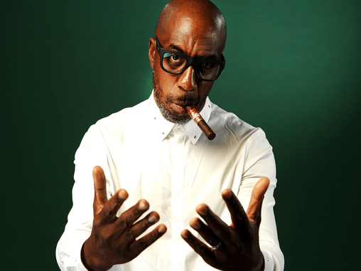 """J.B. SMOOVE WILL JOIN """"SPIDER-MAN: FAR FROM HOME"""""""