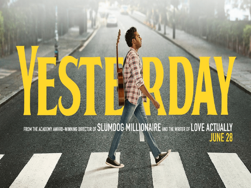 "BRAXTON ON FILM: ""YESTERDAY"""