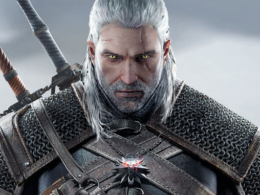THE WHITE WOLF ENTERS THE STAGE OF HISTORY