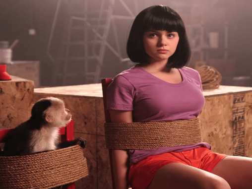 YES THE DORA THE EXPLORER MOVIE IS REAL