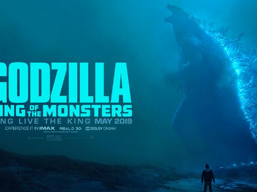 "BRAXTON ON FILM: ""GODZILLA: KING OF THE MONSTERS"""