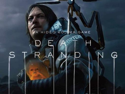 """DEATH STRANDING"" GAMEPLAY!"